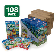 Disney Variety Fruit Crisps 108-pack