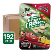 Disney Cars Freeze Dried Apple 192-pack