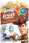 Toy Story Apple-Cinnamon Fruit Crisps