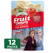 Disney Frozen II Apple Fruit Crisps