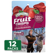 Disney Frozen II Strawberry Fruit Crisps