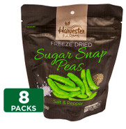 Freeze Dried Sugar Snap Peas