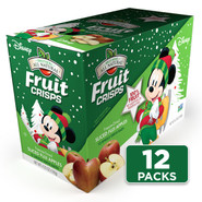 Disney Holiday Apple Fruit Crisps 12-pack