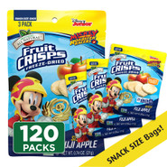 Disney 3-pack pouch Fuji Apple