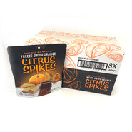 Citrus Spikes Freeze Dried Orange 8-pack
