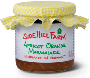 Homemade Apricot Orange Marmalade by Sidehill Farm, Vermont