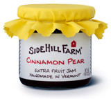 Homemade Cinnamon Pear Jam from Sidehill Farm, Vermont.