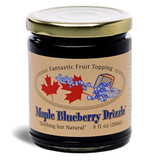 Homemade Maple Blueberry Drizzle by Sidehill Farm, Vermont