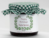 Case of 12 8-9 oz jam, marmalade or butter for custom labels