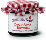 Cran-Apple Butter from Sidehill Farm Cranberry with apple Butter