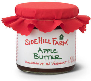 Traditional Apple Butter from Sidehill Farm with apple pie spice