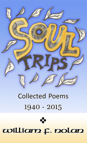 Cover Art -- Soul Trips by William F. Nolan