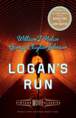 Logan's Run Vintage Movie Classics edition - Signed by William F. Nolan
