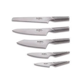 Global G-34937, 5-PC Knife Set