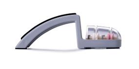 MinoSharp 220/GB, Ceramic Water Sharpener Grey/Black