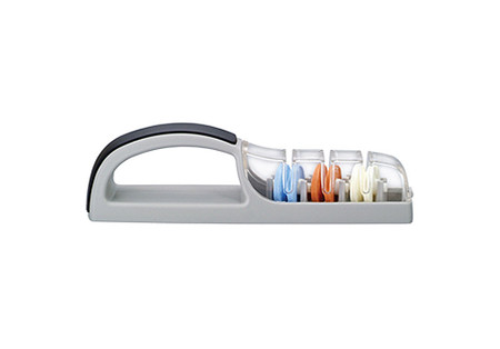 Minosharp Plus 3 550 Gb Ceramic Water Sharpener Grey