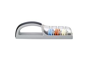 MinoSharp Plus 3 550/GB, Ceramic Water Sharpener Grey/Black