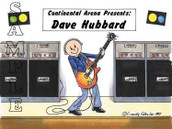 Friendly Folks Personalized Guitar Player Cartoon Print