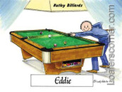 Friendly Folks Billiards Male