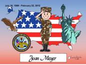 Friendly Folks US Army Female