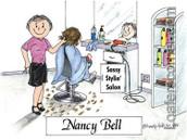 Friendly Folks Female Hairdresser