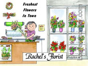 Friendly Folks Florist Female