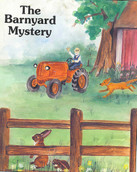 The Barnyard Mystery Personalized Childrens Book