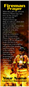 Firemans Prayer Personalized