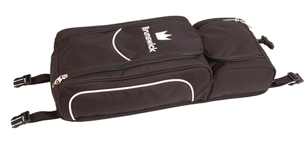 Bbrunswick Crown 3 Ball Triple Tote Bowling Bag By