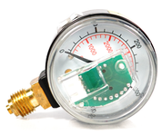 Millennium Pressure Gauge and Level Senor Model CNGMPG