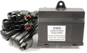 Fuel Injector Emulator and Wire Harness Type D Model CNGIED
