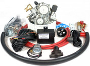 Millennium CNG Conversion Kit For 3 or 4 Cylinder Fuel Injected Gasoline Engines Model CNGM4