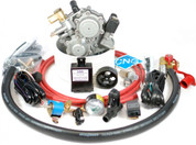 CNG Conversion Kit For 4 Cylinder Carburetor Gasoline Engines Model CNGC4