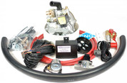 Millennium CNG Conversion Kit For 8 or 10 Cylinder Fuel Injected Gasoline Engines Model CNGM8