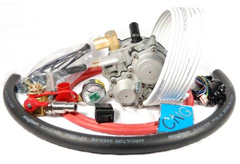 CNG Diesel Kit