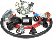 Millennium LP Propane Conversion Kit For 4 or 6 Cylinder Fuel Injected Gasoline Engines up to 3.5 Liters Model LPM4