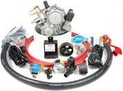 LP Conversion kit(not shown: 8 cylinder kit comes with 2 regulators)