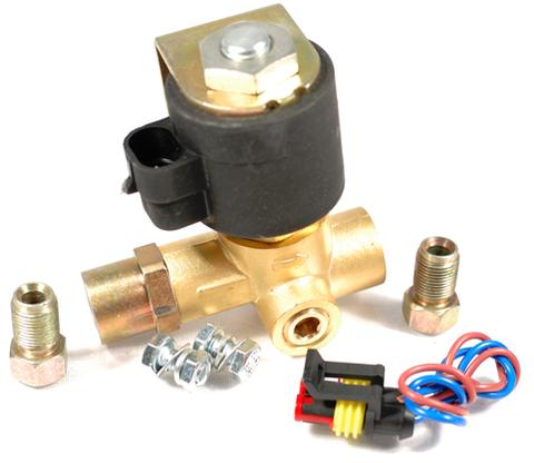 High Pressure Electric Solenoid Valve Model CNGESV