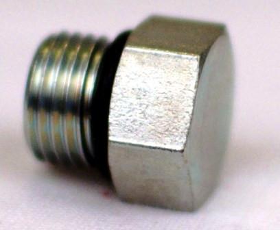 #6 Strait Thread Male Plug Model CNG#6P