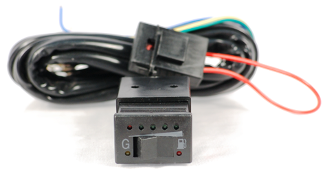 Diesel or old EWS 2 Position Change Over Switch and Wire Harness Model CNGDCOS