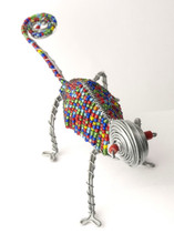 Beaded Animal From Kenya