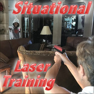LASER SIMMULATION Home Defensive for PISTOL Techniques (6-Hour for up to 2 people)