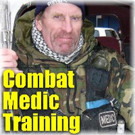 Emergency Trauma Medic Training Day