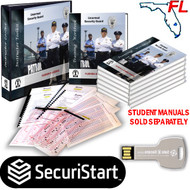 2020 FLORIDA SECURITY GUARD SCHOOL (DS) LICENSING KIT - LECTURING VERSION