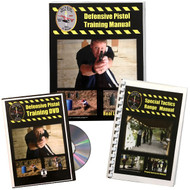 Complete Instructor Kit for teaching Defensive Pistol to Security Guards and Civilians