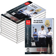 5 STUDENT TRAINING BOOKS 50-STATES security guard training