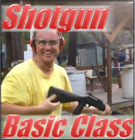 BASIC DEFENSIVE SHOTGUN CLASS