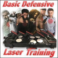 LASER SIMMULATION of Basic Defensive Pistol (4 to 6 people) price per person