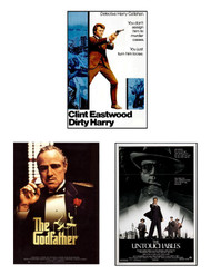 Dirty Harry - The Untouchables - The Godfather