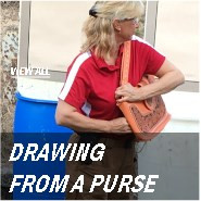 Drawing From a Purse
